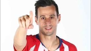 Kalinic espera debutar pronto con el Atlético