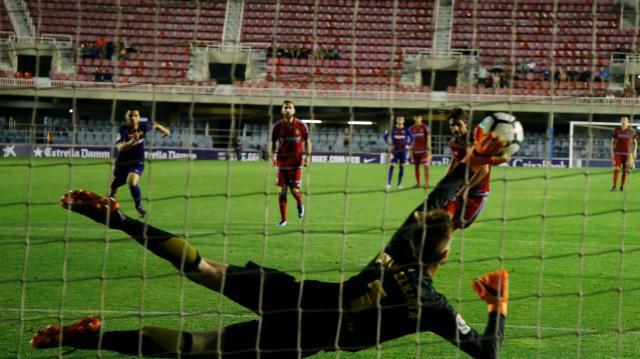 LALIGA 123 | Barça B - Zaragoza (0-2)