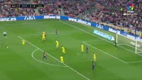 LALIGA | FC Barcelona - Villarreal (5-1): La obra de arte de Iniesta y Messi que enloqueció al Camp Nou