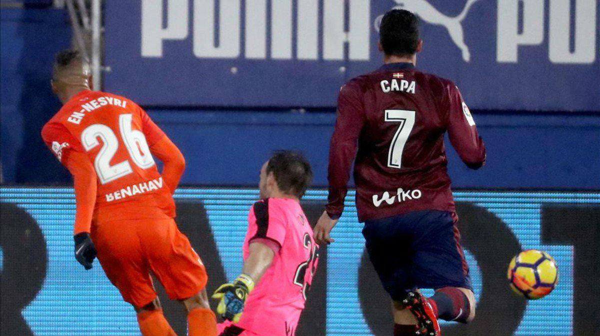 LALIGA | Eibar - Málaga (1-1): Resumen del partido