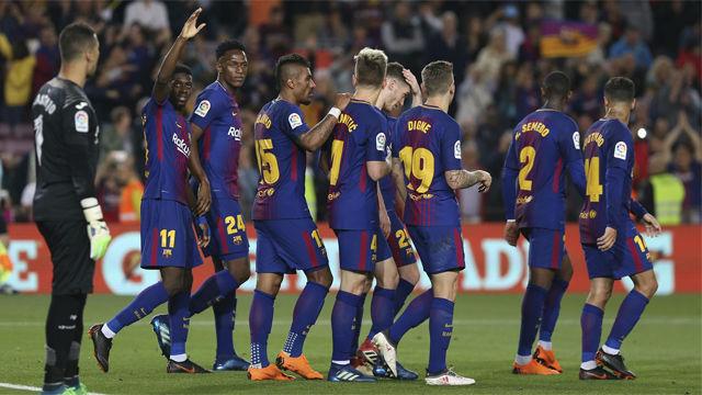 LALIGA FCB | FC Barcelona - Villarreal (5-1)