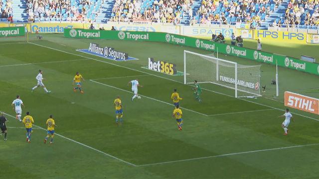 LALIGA | Las Palmas - Real Madrid (0-3): El fallo de Benzema solo contra el portero