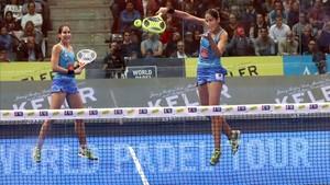 Las gemelas Sánchez Alayeto ganaron en Bilbao