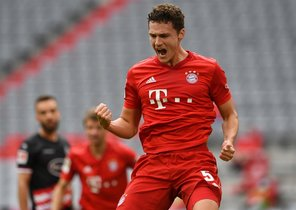 Las imágenes del Bayern Múnich vs Fortuna Düsseldorf