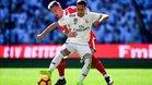 Lucas Vázquez mantuvo victorioso al Real Madrid mientras estuvo en el campo; se fue y perdieron los blancos
