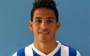 Luciano Neves jugará en el Leganés