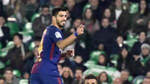 Luis Suárez elogió a Leo Messi