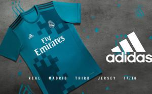 El Real Madrid presenta su nueva tercera equipación 5fe3ded64910d