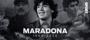 Maradona ha muerto (ES)