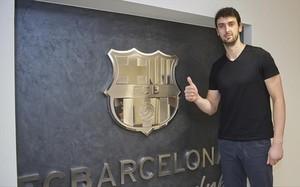 Marko Kopljar, nuevo fichaje del FC Barcelona