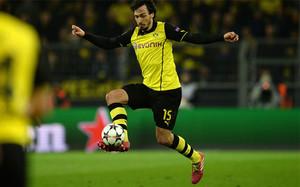 Mats Hummels, nuevo capitán del Borussia de Dortmund