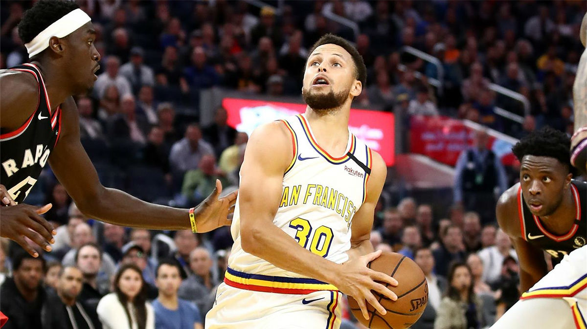 Lo mejor de Steph Curry, la estrella anotadora de los Warriors