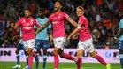 El Mónaco sucumbió ante el Montpellier