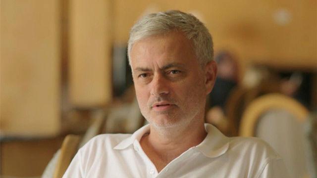 Mourinho: Antes de entrenador fui profesor... los niños me querían