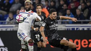 Moussa Dembélé será la punta de lanza del Lyon