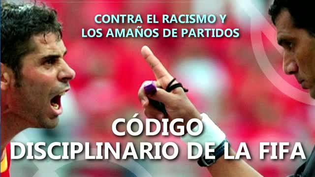 El nuevo código disciplinario de la FIFA permitirá suspender partidos por racismo