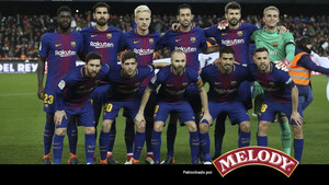 El once que Valverde presentó en Mestalla