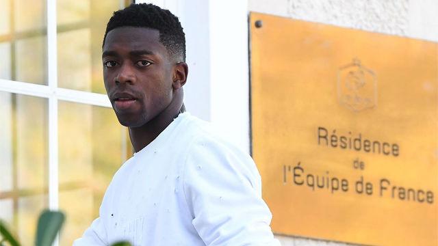 Ousmane Dembélé, un rebelde sin causa