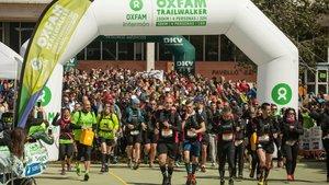 Oxfam Intermón Trailwalker cumple 10 años
