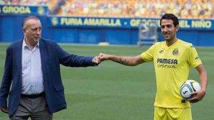 Parejo ha sido la última incorporación del Villarreal