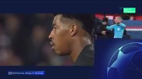 El penalti en el 90 que vuelve a condenar al PSG en la Champions