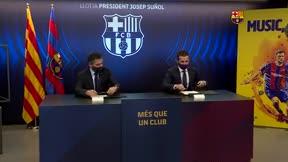 Pjanic firma su contrato y lucirá el número 8