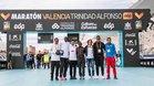 Presentación éite de la Maratón Valencia Trinidad Alfonso EDP 2019