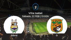 Previa del partido de la jornada 26: Ibarra contra Gran Tarajal