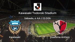 Previa del partido: el Kawasaki Frontale recibe en su feudo al Kashima Antlers