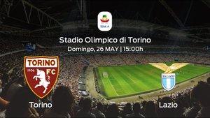 Previa del partido: Torino - Lazio, encuentro de la última jornada