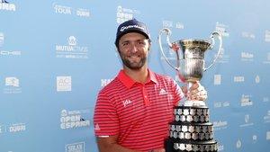 Rahm logró su segundo Open de España consecutivo
