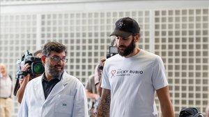 Rcky inauguró una sala para ayudar a enfermos de cáncer en el Hospital Universitari Dexeus