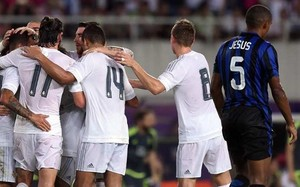El Real Madrid superó con nota el test ante el Inter de Milán