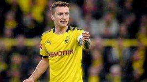 El regreso de Marco Reus es la mejor noticia para el Dortmund