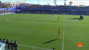 El Reus no disputó el primer minuto de juego