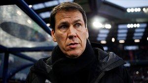 Rudi García abandonará el banquillo del Marsella tras el último partido de liga
