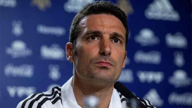 Scaloni confirma que Messi será titular ante Venezuela