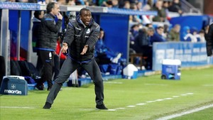 Seedorf ha dirigido dos partidos al Deportivo, dos derrotas