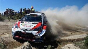 Tanak ganó el último rally en Portugal