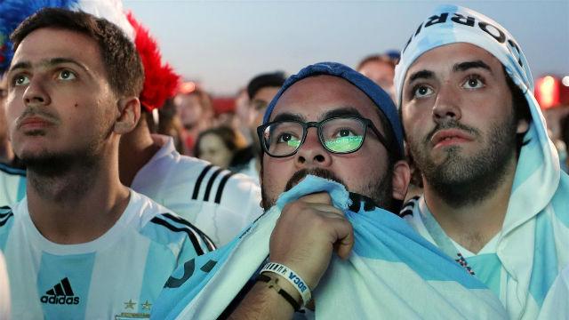El tipo de los audios lo ha vuelto a hacer: el duro análisis de la derrota de Argentina