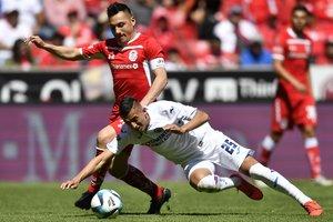 Toluca no gana desde la fecha dos que venció a Puebla