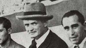Una imagen del irlandés Patrick OConnell en el banquillo