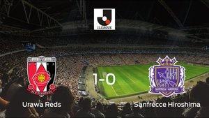 El Urawa Reds gana 1-0 en su estadio frente al Sanfrecce Hiroshima
