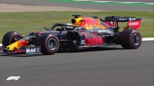 Verstappen ha dominado el primer libre en Silverstone