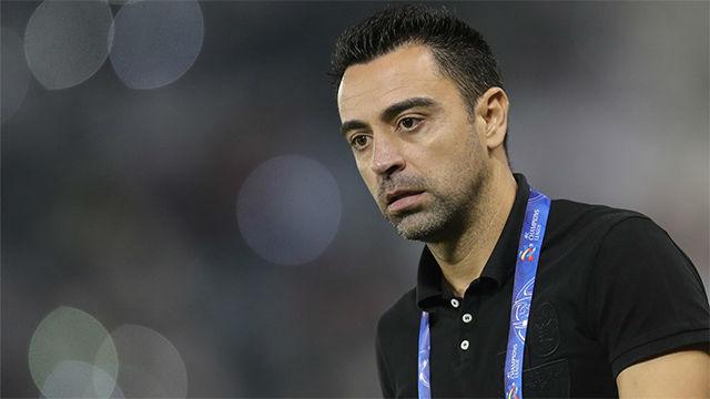 Xavi: ¿El primero en el Mundial de Clubes como jugador y entrenador? No lo sabía