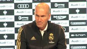 Zidane: No sé si James va a estar esta temporada en el Real Madrid