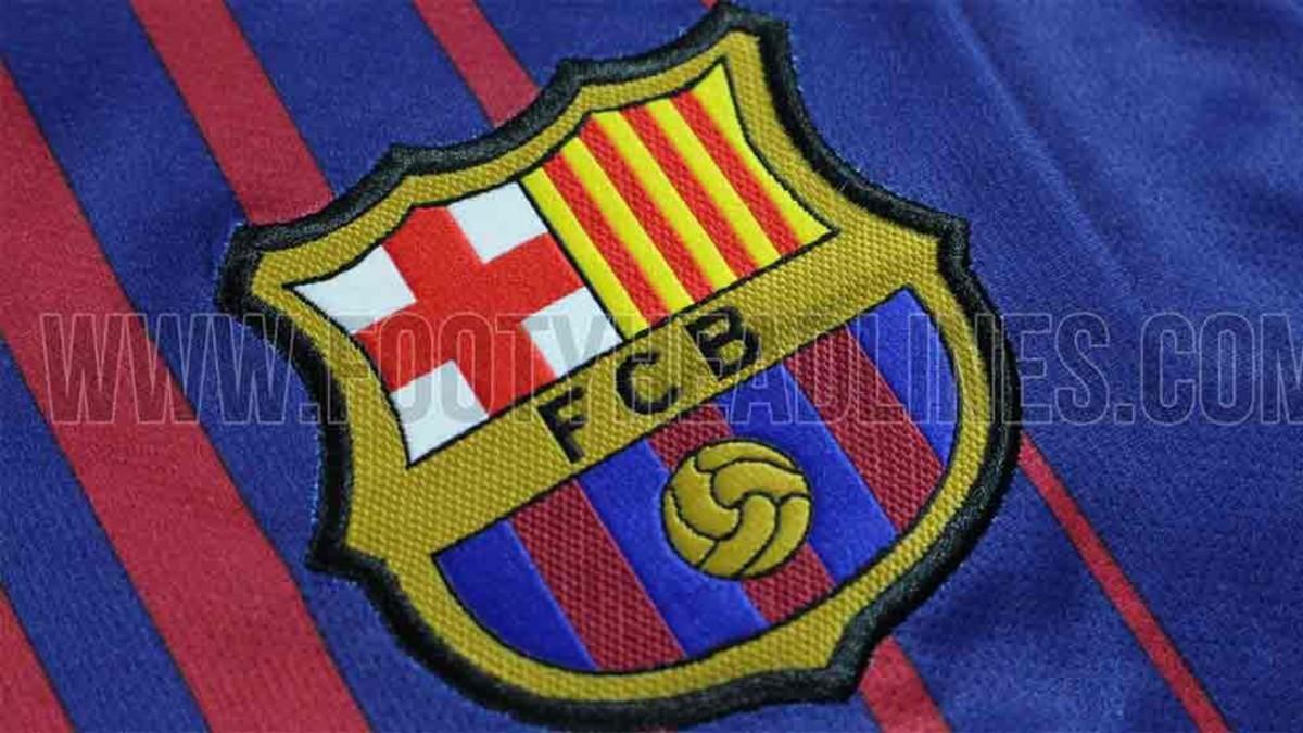 dd7c884aeec3d La versión definitiva de la camiseta del FC Barcelona 2017   2018
