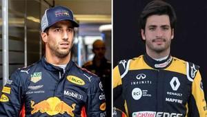 Ricciardo y Sainz tienen que protagonizar los próximos movimientos
