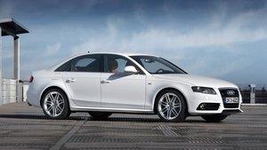Audi A4 2009.