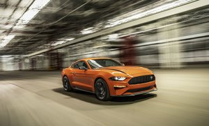 El High Performance Pack añade músculo al Ford Mustang